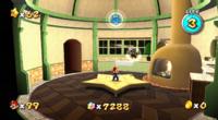 The Kitchen interior from Super Mario Galaxy