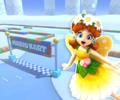 SNES Vanilla Lake 1R from Mario Kart Tour