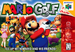 The boxart for Mario Golf.
