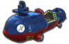 Steel Driver from Mario Kart 8