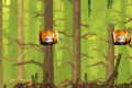 Barrel Bayou GBA Golden Feather.png