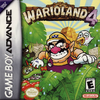 North American box art of Wario Land 4