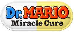 Dr. Mario: Miracle Cure Logo