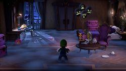 Luigi in Room 501 of the RIP Suites