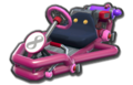 Thumbnail of Roy's Pipe Frame (with 8 icon), in Mario Kart 8.