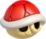Red Shell in Mario Kart 8