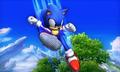 SSB4 3DS - Sonic Kick.png