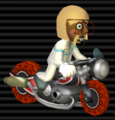 Sneakster from Mario Kart Wii