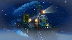 Star Express, in Captain Toad: Treasure Tracker.
