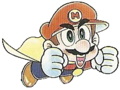 Cape Mario 2 - KC Mario manga.png