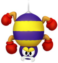 Icon of Scuttlebug from Dr. Mario World
