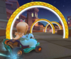 The Rosalina Cup Challenge from the New Year's Tour of Mario Kart Tour