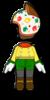 Animal Crossing Mii racing suit from Mario Kart 8