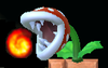 NSMBW Big Fire Piranha Plant.png