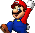 P&D Mario Bros edition- Mario sprite.png