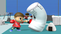 Challenge 55 from the sixth row of Super Smash Bros. for Wii U