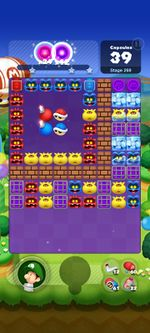 Stage 269 from Dr. Mario World since March 18, 2021