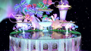 Fountain of Dreams stage in Super Smash Bros. Ultimate.