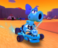 The icon of the Roy Cup challenge from the Rosalina Tour in Mario Kart Tour