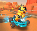 The icon of the Baby Mario Cup challenge from the Berlin Tour in Mario Kart Tour.