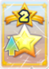 Boosts the Star Points you earn per successful action by 25% for a time.
