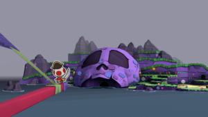 Fortune Island from Paper Mario: Color Splash