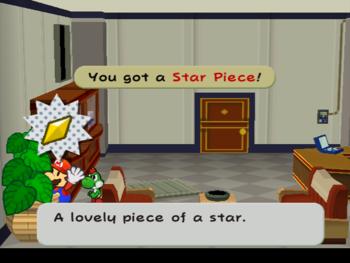 PMTTYD Star Piece GlitzPitOfficePlant.png
