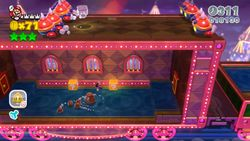 The Bowser Express in the game Super Mario 3D World