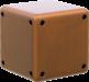 Artwork of an Empty Block, from Super Mario 3D World.