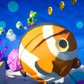 Option in a Play Nintendo opinion poll on Yoshi's Crafted World stages. Original filename: <tt>1x1_PLAY_YCW_Poll_01_Answer_2_Fish_V1.6ef5f3152e16d0ba.jpg</tt>