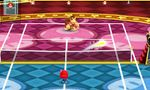 A white Chance Shot from Mario Tennis Open