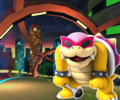 3DS Neo Bowser City R from Mario Kart Tour