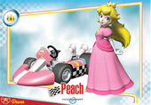 MKW Peach Trading Card.png