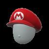 "The ""Mario Cap"" Mii headwear"