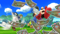 Challenge 127 from the thirteenth row of Super Smash Bros. for Wii U