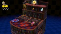 Spinwheel Library from Captain Toad: Treasure Tracker