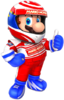Mario (Racing) from Mario Kart Tour