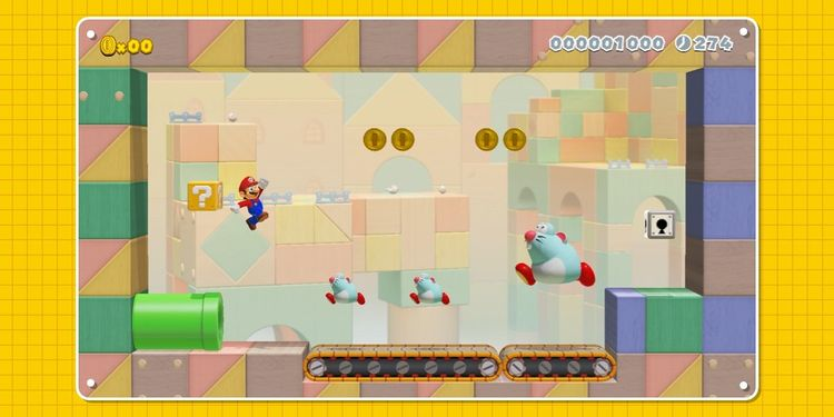 Picture shown with the seventh question in Super Mario Maker 2 Trivia Quiz