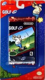 Golf e-Reader