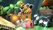Kirby with King Dedede's ability