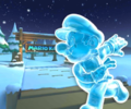 N64 Frappe Snowland from Mario Kart Tour