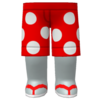"The ""Mario Swim Trunks"" Mii bottom"