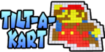 The logo for Tilt-a-Kart, from Mario Kart Double Dash!!.