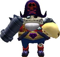 Rip of Captain Skull