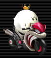 King Boo's Flame Runner