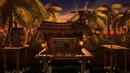 The Jungle Japes stage in Super Smash Bros. Ultimate.