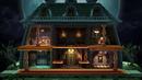 Luigi's Mansion stage in Super Smash Bros. Ultimate