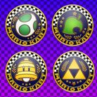 Preview for a Play Nintendo opinion poll on the Bell Cup, Egg Cup, Crossing Cup and Triforce Cup from Mario Kart 8 Deluxe. Original filename: <tt>1x1-Cup_poll_oVH0tcL.a25bebd1.jpg</tt>