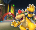 3DS Neo Bowser City from Mario Kart Tour