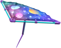 Planet Glider from Mario Kart Tour